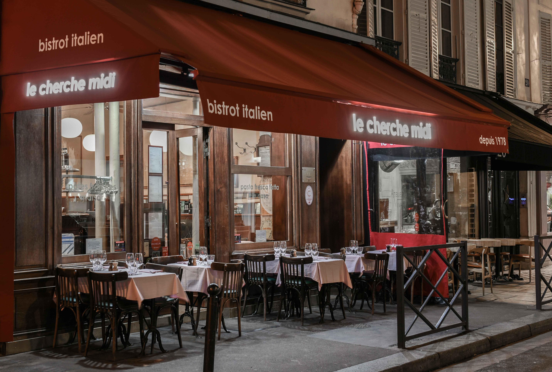 23 Rue Du Cherche Midi accueil - le cherche midi